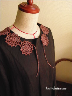 crochet_collar_brown